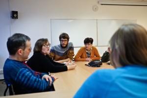 Praca w grupach – rozpracowujemy zagadnienia edukacji realnej