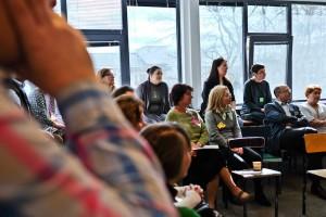 Spotkania uczestników Forum ze stanami szkolnymi Bednarskiej Szkoły Realnej