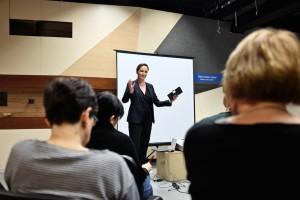 Wykład  Pani Agaty Stremeckiej, Prezes Zarządu Fundacji Forum Obywatelskiego Rozwoju – FOR