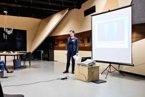 Prezentacja Hanny Dygi-Twardowskiej, psychologa, trenerki mocnych stron z Taisja Laudy & Co.